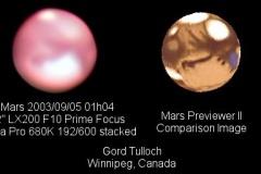20030905 Mars